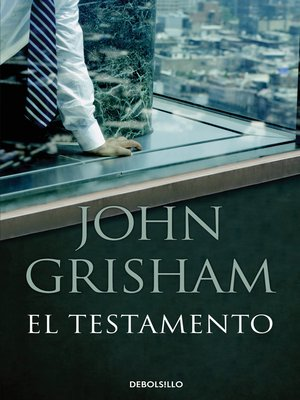 cover image of El testamento